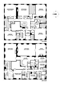 River House, 20th nd 21st floors, 435 East 52nd Street