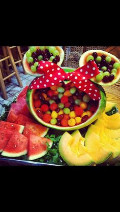 So cute! If I ever have a Disney themed party one day,I'm doing this! ❤️