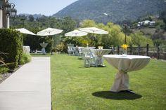 Maderas Golf Club  Del Lago Garden Cocktail Reception Area