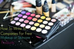 This guide teaches you how to write to companies for free makeup samples and products step by step, the tried and tested way! Plus, which companies to write to will be revealed. I try writing to a few companies and show exactly what I received!