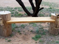 Upcycled Tree Stump And Log Ideas Western Red Cedar Bench – Terry's Carvings Source by Tree Stump Furniture, Tree Stump Table, Log Furniture, Unique Furniture, Garden Furniture, Tree Stumps, Furniture Stores, Tree Logs, Furniture Cleaning