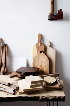 In South East London, Sophie Sellu honors the craft of handmade woodworking with her studio, Grain & Knot.