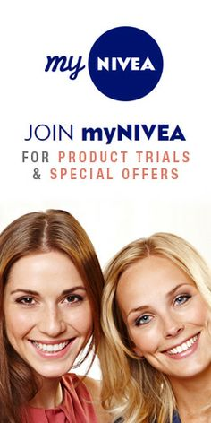 Join #MyNivea for #Free Product #Trials and #Samples! #rewards