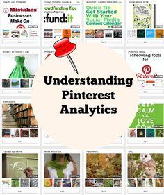 Analytics - Helping You To Understand Pinterest Analytics and Tailwind Analytics