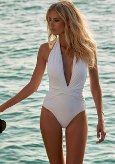 03666f2a0a 68 best ONE-PIECE WONDERS images in 2019 | Halter neck, Holiday ...