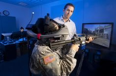 Virtual Reality may have more military implications than you think. http://fortune.com/2015/12/16/army-training-with-vr/