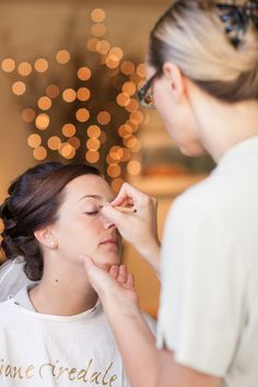 Jane Iredale makeup in the Crystal Spa.