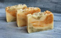 Summer Citronella Triple Butter Soap with Shea by NaturisticBath