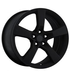 Dress Up Your Fifth Generation Camaro With Our 2010+ 5th Gen Camaro Satin Black Reproduction Wheels.