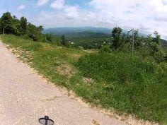 Beech Mountain, NC Ski Slope Summer Road