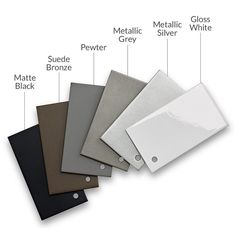 """Did you know that the way a color appears on your monitor will often vary from the actual color of a product? This is thanks to a known issue called """"Monitor Color Display Difference."""" Because we believe ordering color samples is vital to the success of your project, we offer color samples for free. If there are not any colors that will work for your project, we can also custom match colors using a RAL color guide."""