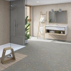 Wall tiles range Gades in size, is a white body tile with concretes like finish. White Bodies, Wall Tiles, Tile Floor, Concrete, Stone, Collection, Room Tiles, Rock, Tile Flooring