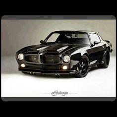 Sleek and sexy, Pontiac Firebird