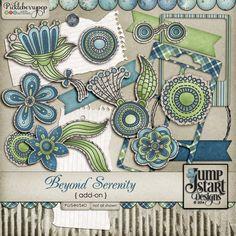 Beyond Serenity ~ Add-On by Jumpstart Designs