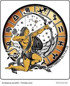Astro-Kreis: Sternzeichen* Schütze