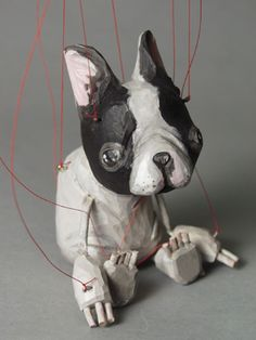 Na Dorani Marionette Series 45 / Kanata Sakuma Hero Tv, Wooden Puppet, Marionette Puppet, Puppet Show, Puppet Making, Shadow Puppets, Dog Years, Unusual Art, Creepy Dolls