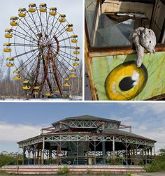 abandoned amusement parks fascinate me