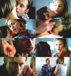 True Blood - Sookie and Eric - season 4