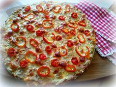In einigen Foren und Gruppen liest man davon, in den Blogs auch...die Schüttelpizza ist gerade in Mode gekommen...ich habe sie als Fas...