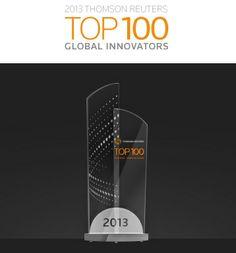 100 лучших мировых новаторов 2013 года