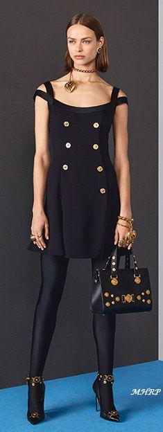 Versace-Pre-Fall-18 - image from vogue.com