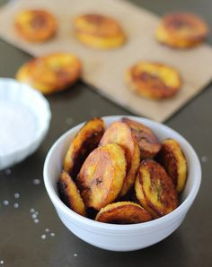 Heavenly Plantains, yum plantains