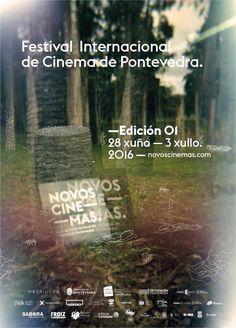 O festival Internacional de Cinema, bota a andar en Pontevedra este 28 de xuño