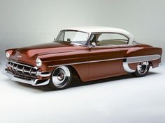 Oh wow! This is absolutely gorgeous.Cool Air is the name of this car by Chip Foose.