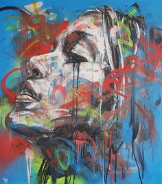 OMG I want this ... Art by David Walker
