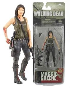 The Walking Dead Maggie series 5 Action Figure   In Stock   NIB !!!!