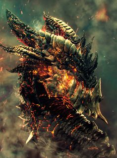 Deathwing by Vinicius Villela http://drawcrowd.com/projects/249d23e15f22a72c5ec344996cf03f70955b3dd2