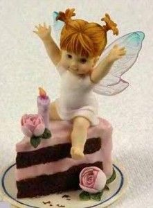 My Little Kitchen Fairies Fairy Birthday Cake