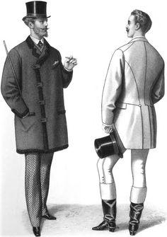 19th Century Historical Tidbits: 1868 Fashion Part 6 | 19th Century Fashion…