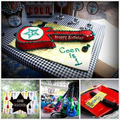 Rock Star, Winnie the Pooh, Cat in the Hat Parties   Project Nursery