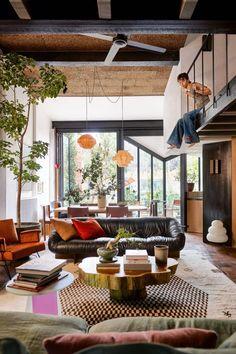 Dream Home Design, Home Interior Design, House Design, Exterior Design, Interior And Exterior, Melbourne House, Melbourne Apartment, Vogue Living, Architectural Digest