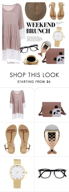 """""""Weekend Brunch ~ TwinkleDeals #23"""" by alexandrazeres ❤ liked on Polyvore featuring ASOS"""