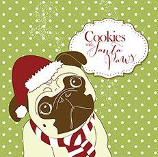2015-Nov 28 - Cookies with Santa Paws-Suffolk