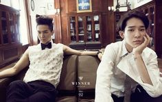 WINNER continues to look fine in second batch of pictures for 'New York Week'   allkpop.com