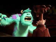 *SULLEY & DEAN HARDSCRABBLE ~ Monsters University, 2013