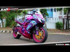 Modifikasi Motor Kawasaki Ninja 650