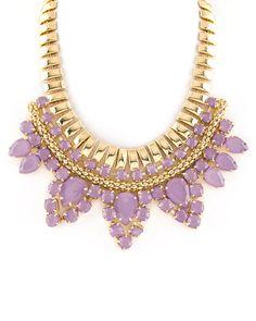 Ariel Bib Necklace