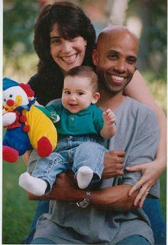 cameron boyce and his family   ... de Cameron :) mirad que guapos salen Libby, Victor y Cameron