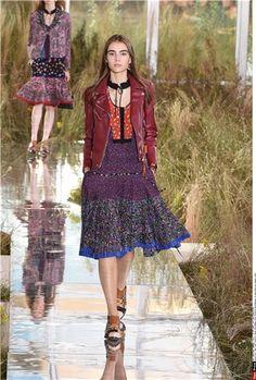 Coach presenta en la Semana de la Moda de Nueva York su colección Primavera-Verano 2016