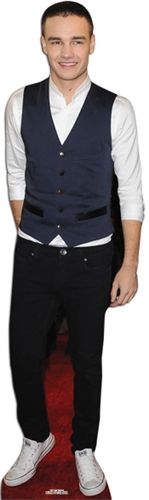Liam - One direction Life Size Cutouts, Life Size Cardboard Cutouts, Sticky Vinyl, One Direction Niall, Grand Format, Decoration Originale, Vinyl Signs, Costume, Liam Payne