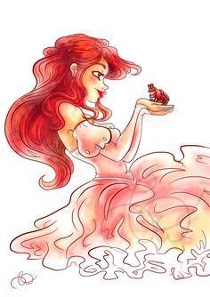 Ariel by Nohongo