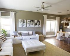 woonkamer modern landelijk - Google zoeken