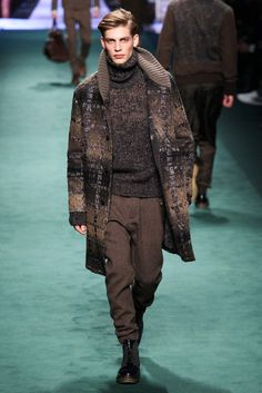 Etro Fall 2015 Menswear - Collection - Gallery - Style.com