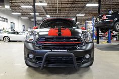 Ultimate Off Road lift kit customised Mini Countryman and Paceman – Mini Works Mini Cooper Paceman, Cooper Countryman, Mini Dealership, Mini Cooper Custom, Mini Copper, Bull Bar, Jeep Xj, Lift Kits, Mini Me