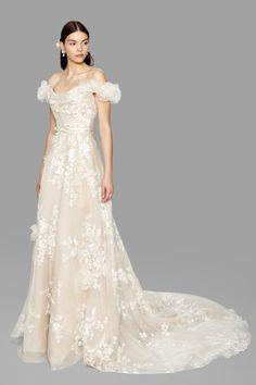 13 свадебных платьев Marchesa | Vogue Ukraine