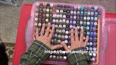 Copic Marker Refill Storage